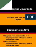Java Doc Slides