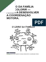 O LIVRO DA FAMÍLIA PARA COLORIR.docx
