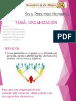 Tema Organizacion