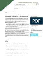 Solicitud de Habilitación_ Trámite de Inicio _ Buenos Aires Ciudad - Gobierno de La Ciudad Autónoma de Buenos Aires