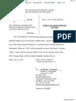 Timebase Pty Ltd v. Thomson Corporation, The - Document No. 20