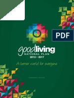 Resumen Plan Nacional Buen Vivir - Ingles
