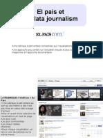 Data journalism - étude de cas - EL PAIS