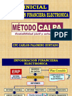 Calpa Informacion Financiera 2014