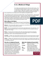medieval realm information sheet