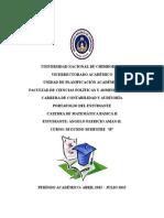 Blog Academico