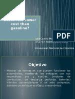 Quimica de Combustibles
