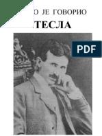 Tako Je Govorio Tesla