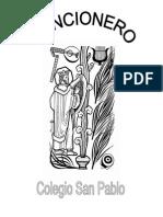 Cancionero Colegio San Pablo 2003