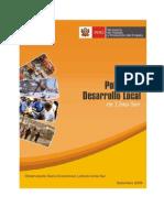 Documento Pobreza Desarrollo Local
