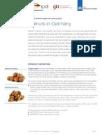 Walnuts in Germany