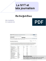 Data journalism - étude de cas - NYT