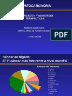 Hepatocarcinoma Cuba