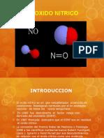 El Oxido Nitrico