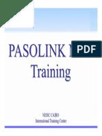 New Pasolink Neo Training