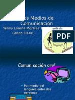 clases de medios de comunicacion