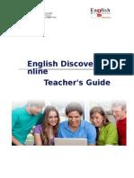 EDO Teacher's Guide