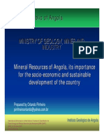 Angola Mineral Resources