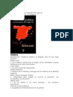 Juliá Santos - Violencia Política en España Fin de Una Larga Historia - Introducción a S Juliá Dir Violencia Política en España
