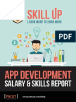 The App Dev Salary & Skills Report