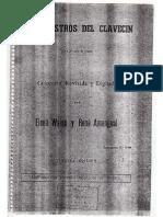 Maestros Del Clavecin