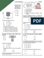 Matemática 9 Ano Atual
