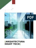 Arquitectura Hight Tec