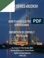 ENERGY SERIES eBookS - Serie Plantas Eléctricas y Subestaciones - Dispositivos de Control y Proteccion