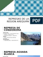 Represas de La Region Arequipa