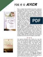 Os Livros e o Amor