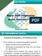 REGRA 85 95