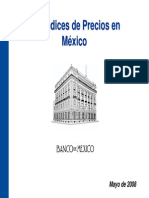 -LMPV -¦Índices de Precios (Banxico) (2)