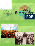 Grow In Discipleship 2 - Kingdom Culture Carriers