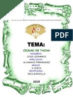 PRINCIPALES ATRACTIVOS DE LA CIUDAD DE TACNA.doc