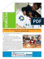 enrichment igh brochure