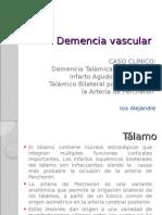 Demencia Talámica