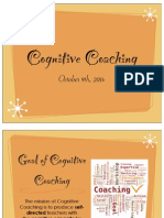 session 3 - cognitive coaching 10:9:2014