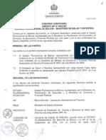 Convenio Subsidiario APL III (MS)