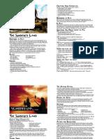 The Sundered Land - Mini RPG Document