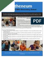 2014 atheneum brochure revised