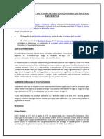 El Neoliberalismo y Las Consecuencias Socioeconomicas y Politicas Para Bolivia
