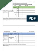 Lista de Cotejo Evaluacion Docente 2015