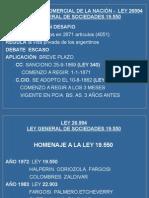 Sociedades Comerciales. Reforma 26994 Junio 2015 Patricio Mc Inerny