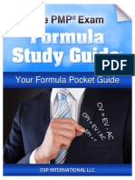 PMP Formula Pocket Guide5