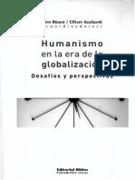 Humanismo en la era de la globalización
