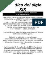 Periódico Del Siglo XIX