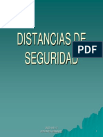 Distancias de Seguridad