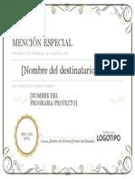 Formato Diploma