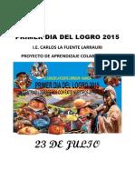 Proyecto Dia Del Logro