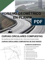 11. Curvas Circulares Compuestas